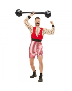 Strong Man Costume at Fancy Dress and Party