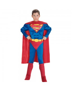 Superman Costume for Kids at Fancy Dress and Party