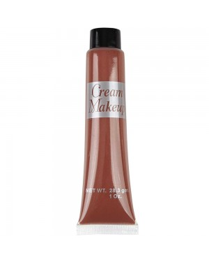 Tube of Brown Cream Face Paint