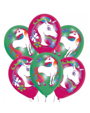 Unicorn Helium Balloons at Fancy Dress and Party