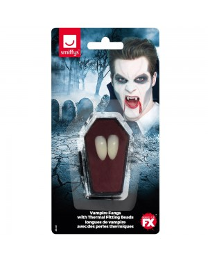 Vampire Fangs at Fancy Dress and Party
