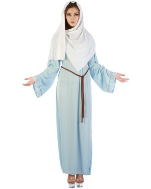 Virgin Mary Costume at Fancy Dress and Party