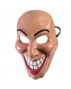 Womens Purge Mask at Fancy Dress and Party