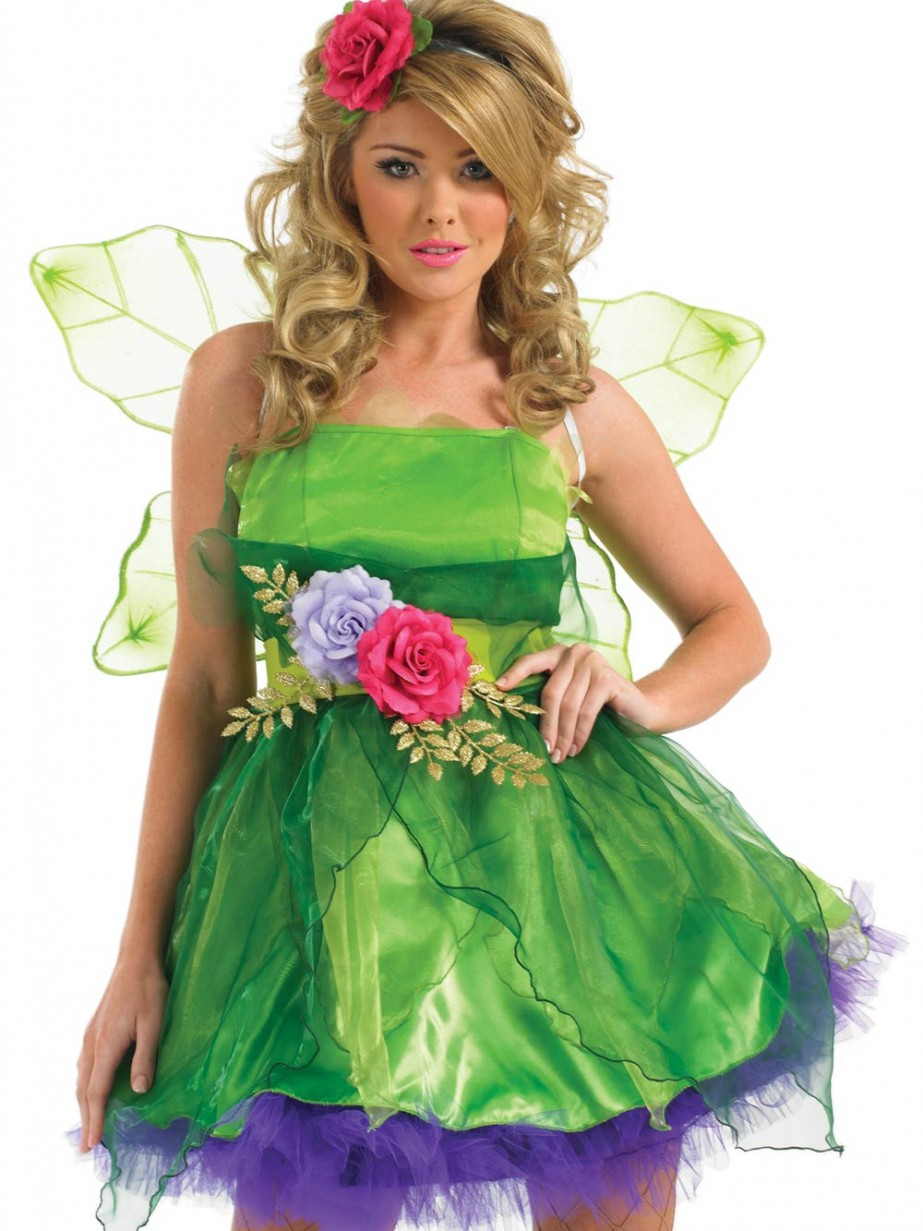 07301b514e1 Woodland Fairy Costume - Fancy Dress and Party