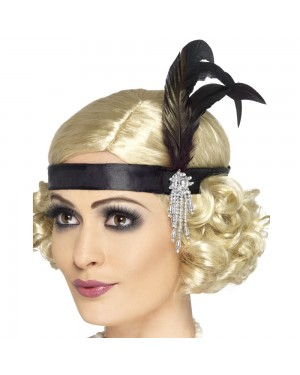 20s Headpiece at Fancy Dress and Party