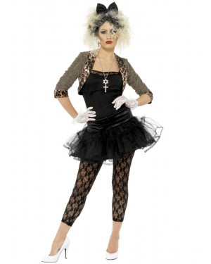 80s Pop Costume at Fancy Dress and Party