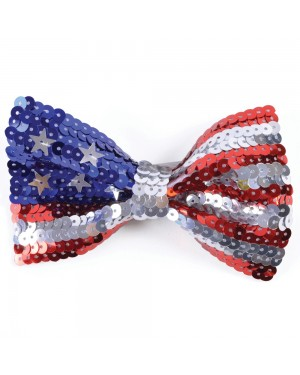 American Bow Tie at Fancy Dress and Party
