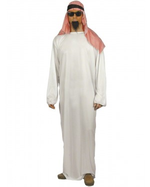 Arab Costume at Fancy Dress and Party