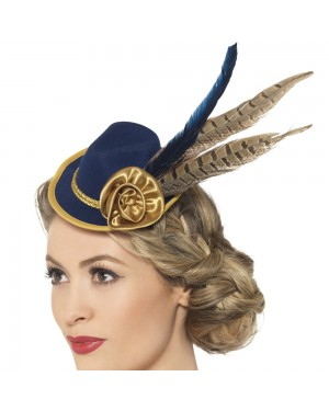 Authentic Oktoberfest Mini Hat at Fancy Dress and Party