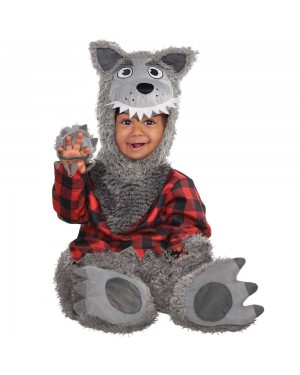 Baby Wolf Costume at Fancy Dress and Party