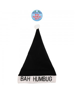 Bah Humbug Hat at Fancy Dress and Party