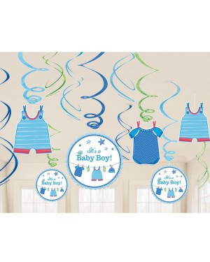 Boys Baby Shower Decorations at Fancy Dress and Party