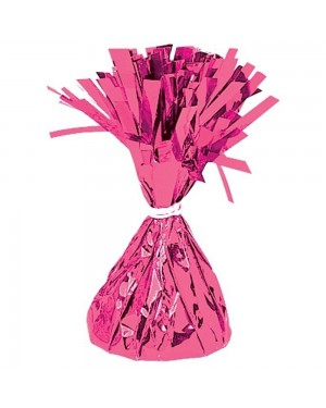 Bright Pink Balloon Weight at Fancy Dress and Party