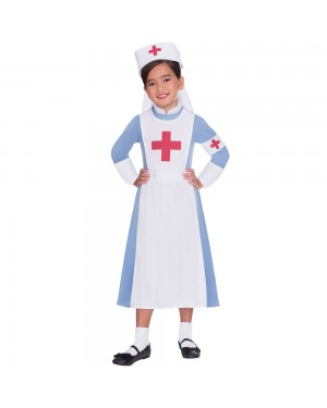 Childs Nurses Outfit at Fancy Dress and Party