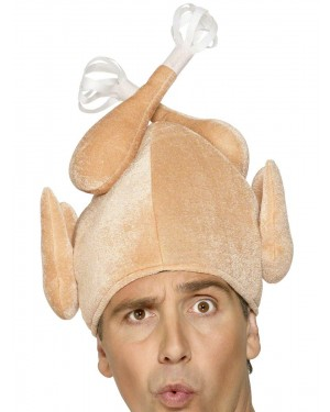 Christmas Turkey Hat at Fancy Dress and Party
