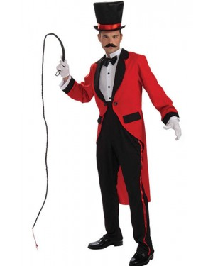 Circus Ringmaster Costume at Fancy Dress and Party