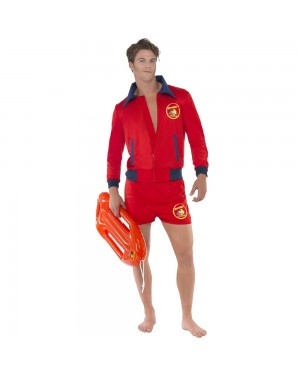 Classic Baywatch Costume at Fancy Dress and Party