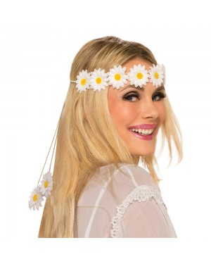 Daisy Headband at Fancy Dress and Party