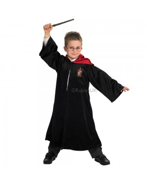 Deluxe Kids Harry Potter Robe at Fancy Dress and Party