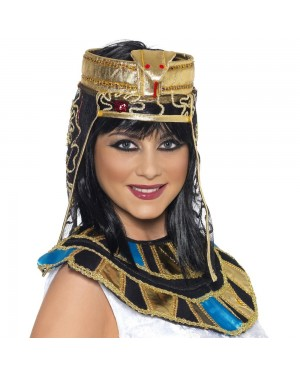 Egyptian Headdress at Fancy Dress and Party