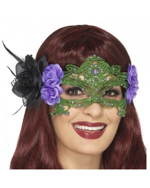 Filigree Mask at Fancy Dress and Party