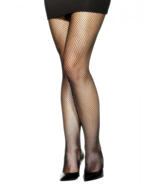 Fishnet Tights (Plus Size) at Fancy Dress and Party