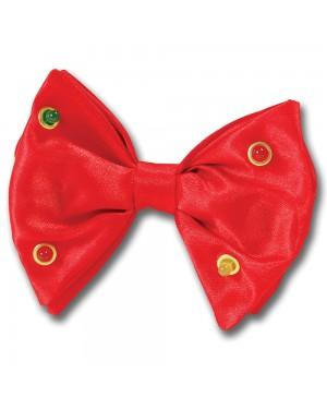 Flashing Bow Tie at Fancy Dress and Party