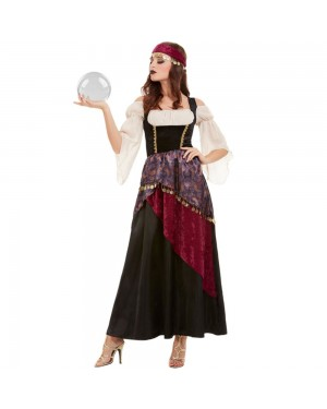 Fortune Teller Costume at Fancy Dress and Party