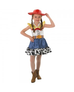 Girls Jessie Costume at Fancy Dress and Party