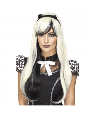 Heat Resistant Wig at Fancy Dress and Party