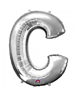 Helium Letter Balloon C at Fancy Dress and Party
