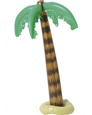 Inflatable Palm Tree at Fancy Dress and Party