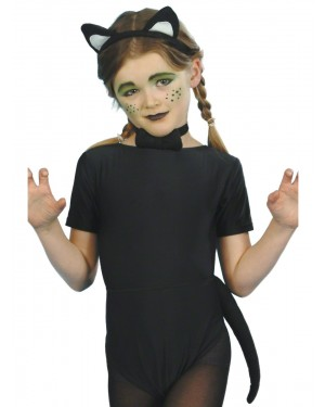 Kids Cat Set at Fancy Dress and Party