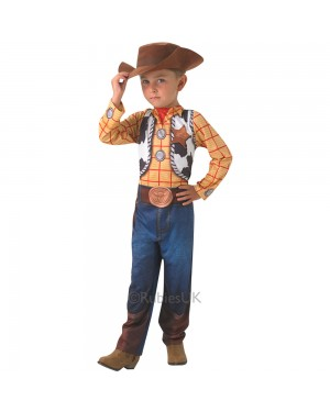 Kids Classic Woody Costume at Fancy Dress and Party