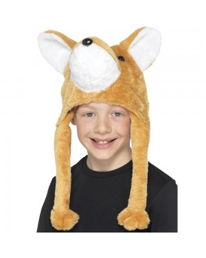 Kids Fox Hat at Fancy Dress and Party