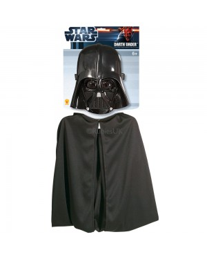 Licensed Darth Vader Set at Fancy Dress and Party