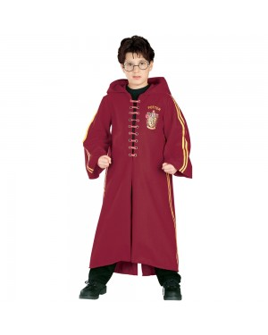 Licensed Deluxe Quidditch Robe at Fancy Dress and Party