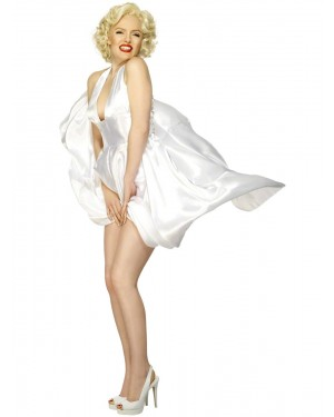 Marilyn Monroe Dress at Fancy Dress and Party