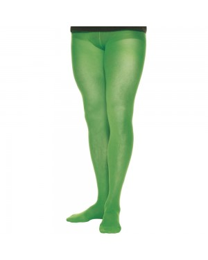 Men's Green Tights at Fancy Dress and Party