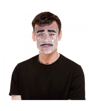 Mens Transparent Mask at Fancy Dress and Party
