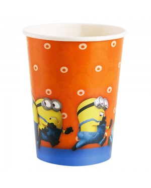Minion Paper Cups at Fancy Dress and Party