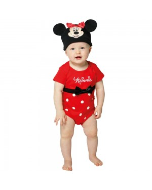 Minnie Mouse Bodysuit at Fancy Dress and Party