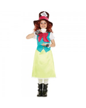 Miss Hatter Costume at Fancy Dress and Party