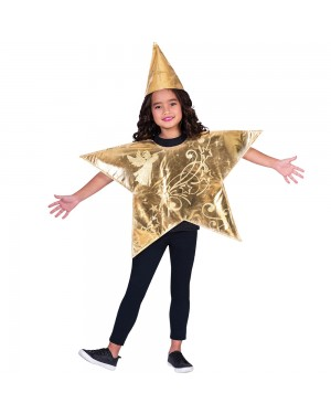 Nativity Star Costume at Fancy Dress and Party