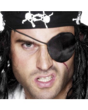 Pirate Eyepatch at Fancy Dress and Party