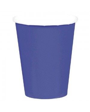 Purple Paper Cups at Fancy Dress and Party