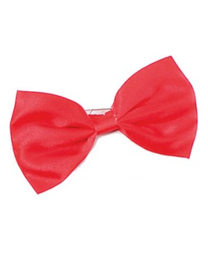 Red Bow Tie at Fancy Dress and Party