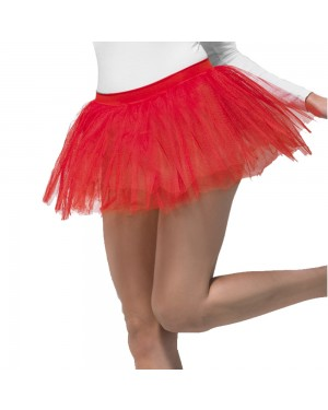 Red Tutu Underskirt at Fancy Dress and Party