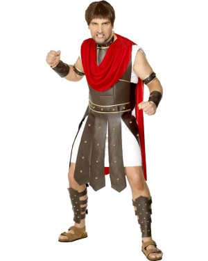 Roman Costume Centurion at Fancy Dress and Party