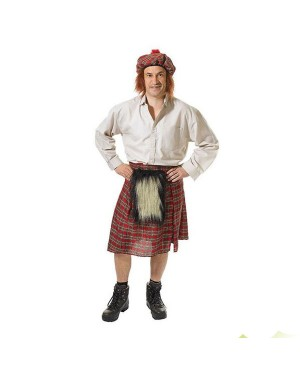 Scotsman Costume at Fancy Dress and Party